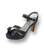 FLORAL Elva Women Wide Width Evening Dress Sandal for Wedding Prom Dinner  - $53.95