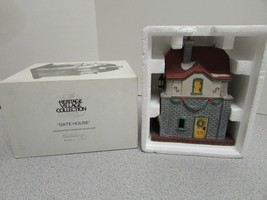 DEPT 56 55301 GATE HOUSE HERITAGE VILLAGE  MIB  D8 - $18.57