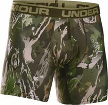Under Armour Men's Original Boxerjock Ridge Reaper Camo Boxer Brief Size... - $19.79
