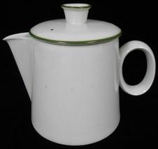 Dansk Green Mist Pattern Coffee Pot Made In Denmark - $19.79