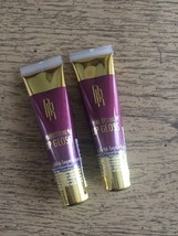 2 x Black Radiance Perfect Tone Lip Gloss #5096 Sugar Plum NEW Lot of 2 - $12.73