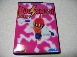 SEGA  MegaDrive Pulseman  TV game with box Used Good Japan F99 - $359.99