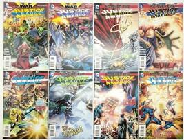 Justice League of America 6 7 8 9 10 11 12 13 New 52 JLA Vol 3 DC Comics... - $33.85