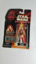 Hasbro Star Wars Episode 1 - Ric Olie Action Figure with helmet and nabo... - $9.90