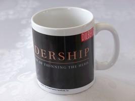 Dilbert Leadership Thinning Of The Herd 12 Oz Coffee Mug  - $9.00