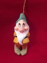 Bashful Grolier President's Edition Ornament Disney Snow White & Seven D... - $22.76