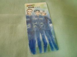 Sailor moon bookmark card sailormoon manga three starlights group school - $6.00