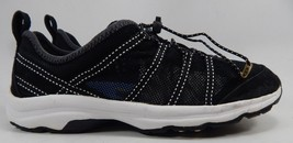 Lands' End Slip-On Water Sneaker Women's Size US 9 M (B) EU 39.5 Black