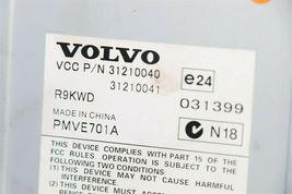 Volvo Radio Stereo Amp Amplifier 31210108, 31210110 image 6