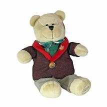 Starbucks 2017 Bearista Teddy Bear Christmas Plush 135Th Limited Edition W/ Tags - $29.69