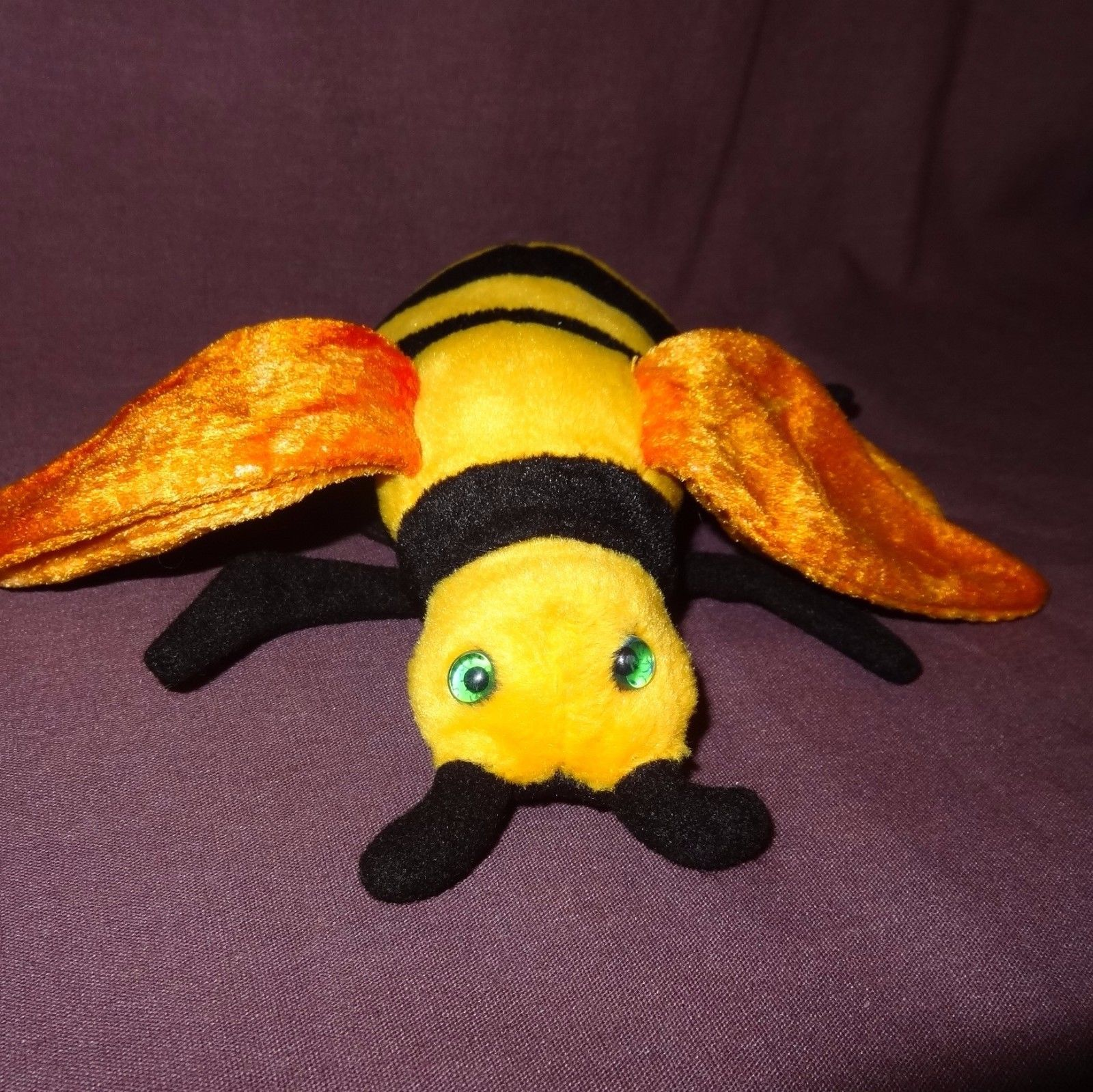 8868000a939 Bee Buzzie Ty Beanie Baby Plush Stuffed and 50 similar items