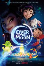 Over the Moon Poster Glen Keane John Kahrs Movie Art Film Print Size 24x... - $10.90+