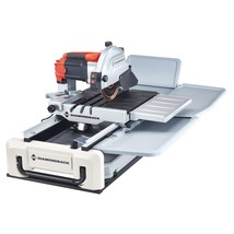 DIAMONDBACK 10 In. 2.4 HP Heavy Duty Wet Tile Saw With Sliding Table - $619.00