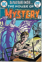 House of Mystery Comic Book #222 DC Comics 1974 FINE+ - $14.98