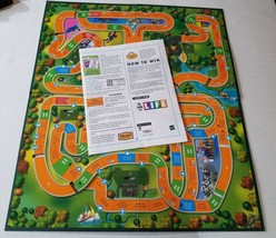 The Game of Life Game Board & Instructions Replacement Parts Piece 2002 - $9.70