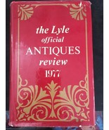 The Lyle Offical Antiques Review 1977 Hardcover Book Edited Tony Curtis  - $136.45