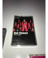Rod Stewart and Bob Seger Lot of Cassette Tapes Body Wishes, like a rock  - $18.69