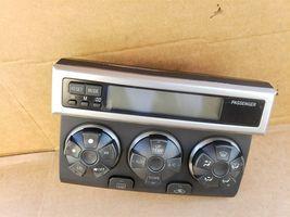 03-04 Toyota 4runner Air AC Heater Climate Control Panel Dash Clock (II) image 3