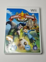 Academy of Champions: Soccer (Nintendo Wii, 2009) - $12.38