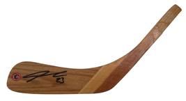 Calgary Flames SEAN MONAHAN Signed AUTOGRAPHED Ice HOCKEY Stick Blade Pr... - $108.28