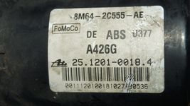 08 Ford Escape Mariner HYBRID ABS PUMP Actuator w/ Control Module 8M64-2C555-AE image 8