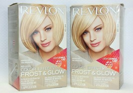 2 Pack! Revlon Color Effects Frost & Glow Blonde Highlighting Kit, Open Box - $22.27