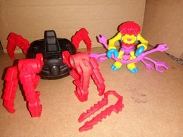 Fisher-Price Imaginext Ion Crab Vehicle Pinchers and Figure Complete - $11.64