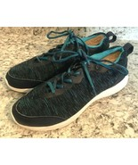 VIONIC Fynn womens navy blue teal tennis shoes sneakers foot pain 8 - $39.55