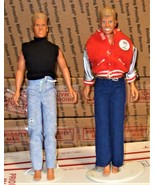 "New Kids On The Block 12"" Doll Hasbro lot of 2 - $19.00"