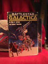 BATTLESTAR GALACTICA  1st edition, BCE Code I-41, Larson and Thurston - $147.00