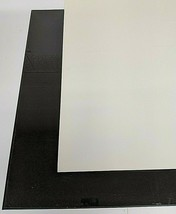 Genuine 5303943148 Electrolux Insert Door Kit White Almond and Black White - $18.31