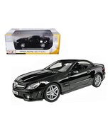 Maisto 2010 2011 Mercedes SL65 SL 65 Coupe AMG Black 1/18 Model Car - $60.45