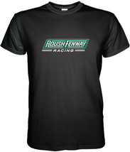 Roush Racing Black T Shirt Size S, M, L, XL, 2XL, 3XL - $17.00