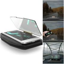 Smartphone GPS Driver Heads Up Display GPS Projector for All Cellphones - $19.89