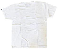 Triko Mens White Two 2 Snakes Snake Woman USA Made T-Shirt NWT image 2