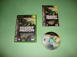 Tom Clancy's Ghost Recon (Microsoft Xbox, 2002) - $7.68