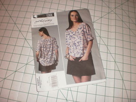 Vogue Pattern 1247 Rachel Comey Top and Skirt 12 14 16 18 HTF uncut  - $79.95