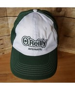 O'REILLY Auto Parts Store Strapback Employee Mechanic Hat Ball Cap - NEW - $9.74