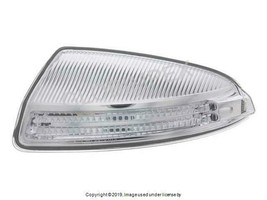 Mercedes w204 (2008-2010) Door Mirror Turn Signal Light Left Genuine + Warranty - $82.65