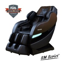 SUPERIOR MASSAGE CHAIR TOP-PERFORMANCE With NEW SL-TRACK, 6 ROLLERS. KAHUNA - $69.165,10 MXN