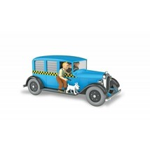 THE CHICAGO TAXI 1/24 VOITURE TINTIN CARS TINTIN IN AMERICA 2019 image 2