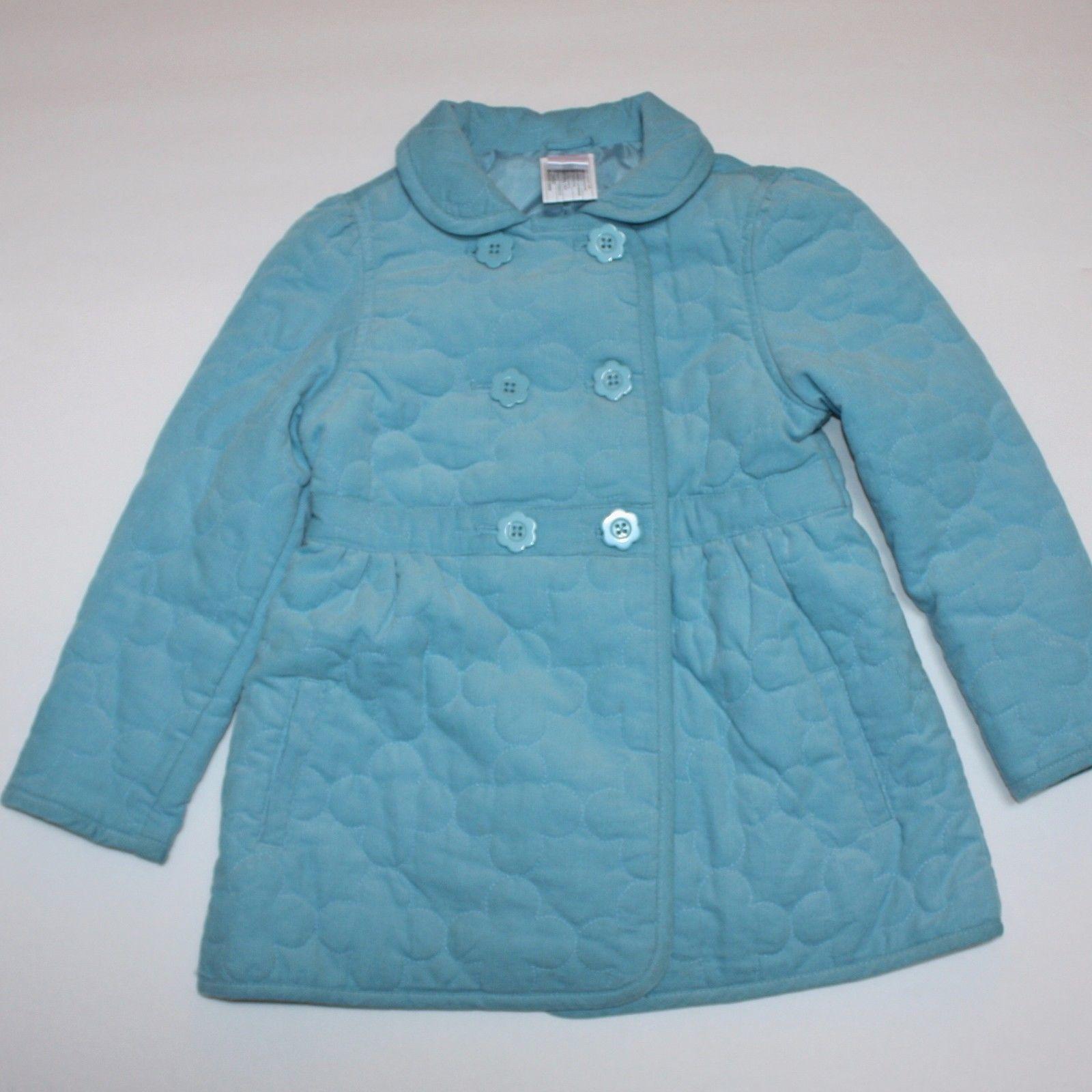 NWT Boy/'s Gymboree blue jean jacket coat ~  6-12 months FREE SHIPPING!
