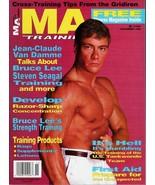 MA Training Nov 1995 Martial Arts Magazine Jean-Claude Bruce Lee Steven ... - $10.78
