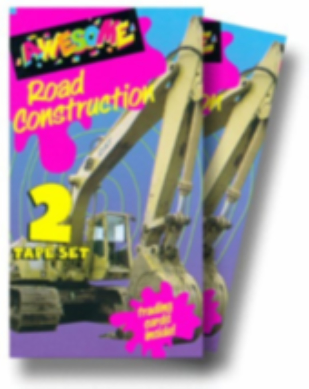 Awesome Construction 1 & 2 Vhs