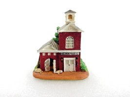 Liberty Falls Village, 2002 Fire Engine House #2, AH261, Americana Colle... - $7.79