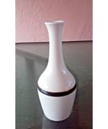 Vintage Royal Doulton Steelite England Flower Bud Vase from a New York H... - $14.25