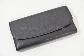 NWT! Coach F56488 Pebbled Leather Checkbook Wal... - $149.00