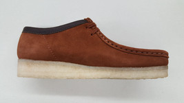 Clarks Originals Wallabee Men's Dark Tan Suede Casual Oxfords 26118578 - $100.00 - $150.00