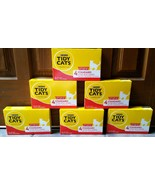 24 Purina TIdy Cats Litter Box Liners-Multiple Cats Lot 6 boxes Heavy Du... - $43.23