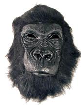 PROFESSIONAL GORILLA MASK monkey costume mascot ape dressup masks #56 fa... - $11.69